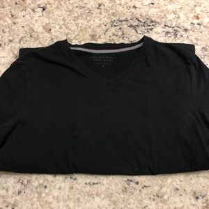 Men's Banana Republic T-shirt Black medium